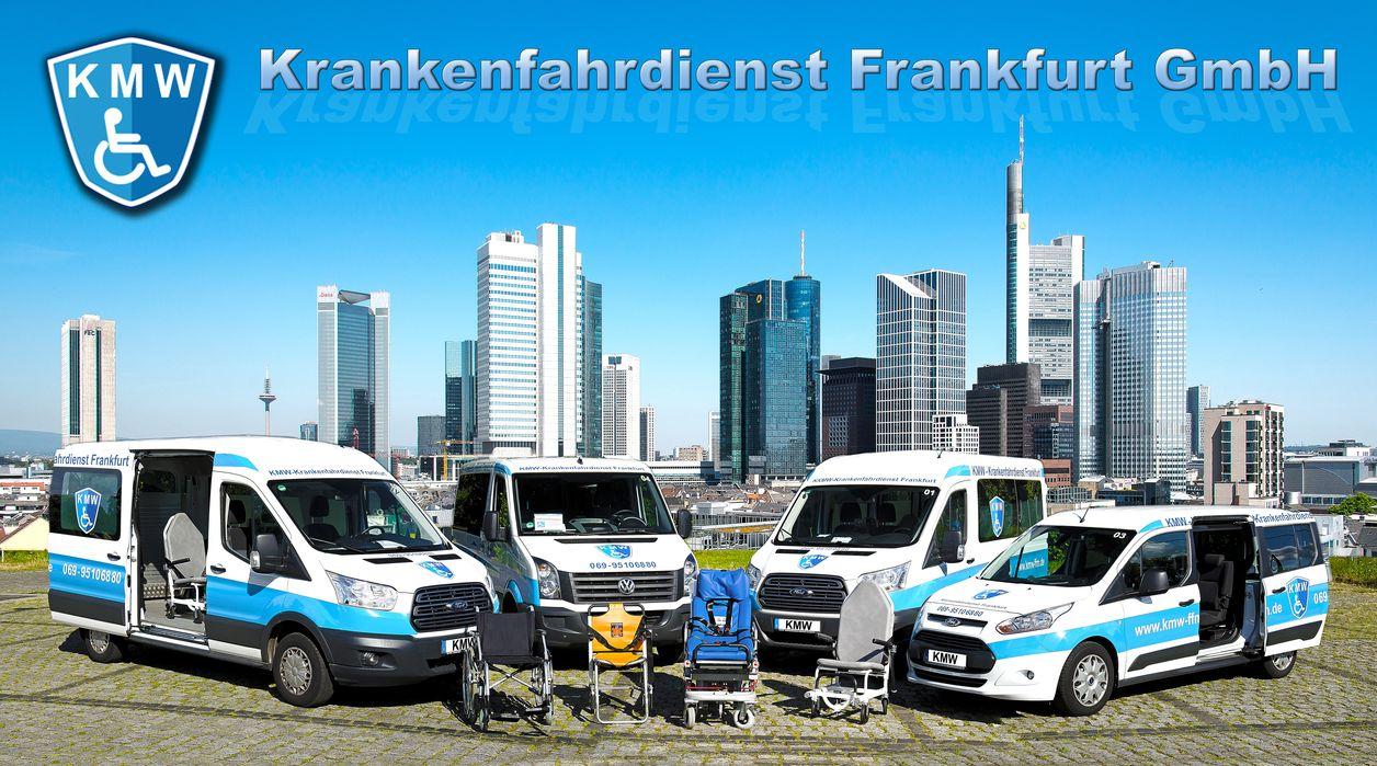 KMW-Krankenfahrdienst Frankfurt GmbH